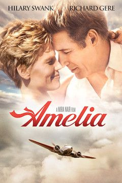 Poster for the movie Amelia