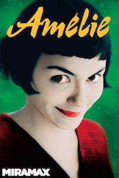 Amelie movie poster.