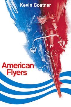 American Flyers movie poster.