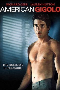 American Gigolo movie poster.