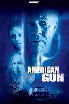American Gun movie poster.