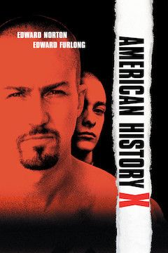 American History X movie poster.