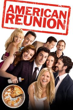 American Reunion movie poster.
