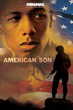 American Son movie poster.