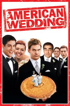 American Wedding movie poster.