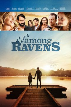 Among Ravens movie poster.