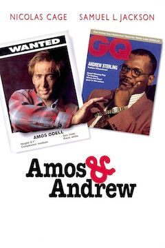 Poster for the movie Amos and Andrew