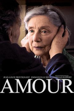 Amour movie poster.