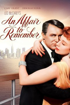 An Affair to Remember movie poster.