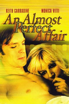 An Almost Perfect Affair movie poster.