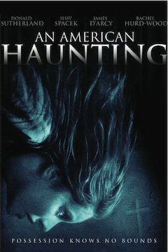 An American Haunting movie poster.