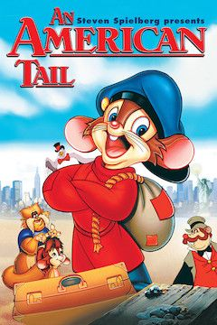 An American Tail movie poster.