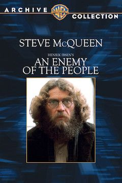 An Enemy of the People movie poster.