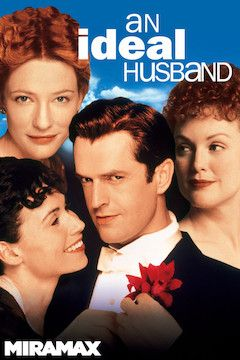 An Ideal Husband movie poster.