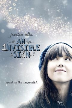 An Invisible Sign movie poster.