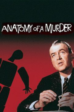 Anatomy of a Murder movie poster.