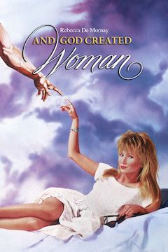 And God Created Woman movie poster.