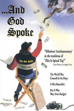 Poster for the movie And God Spoke