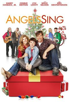 Angels Sing movie poster.