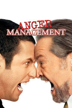 Anger Management movie poster.