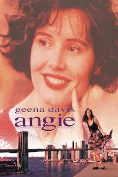 Angie movie poster.