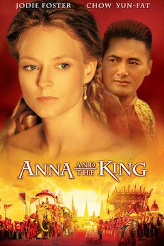 Anna and the King movie poster.