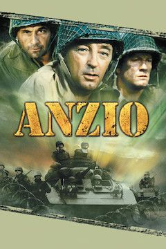 Anzio movie poster.