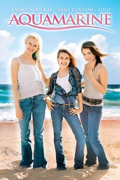 Aquamarine movie poster.