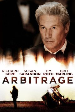 Poster for the movie Arbitrage