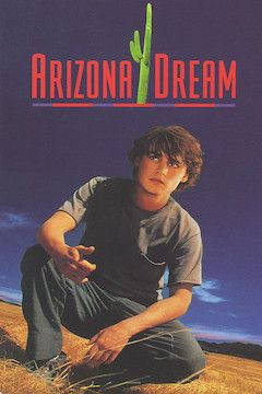 Arizona Dream movie poster.