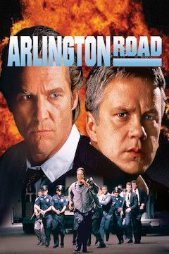 Arlington Road movie poster.