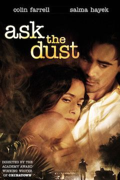 Ask the Dust movie poster.