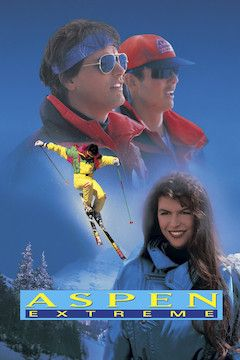 Aspen Extreme movie poster.