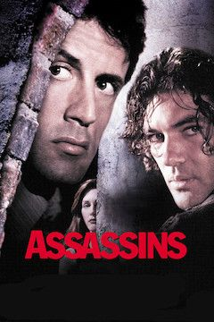 Assassins movie poster.