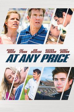 At Any Price movie poster.