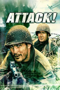 Attack! movie poster.