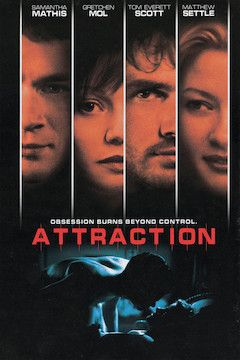 Attraction movie poster.