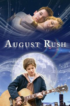 August Rush movie poster.