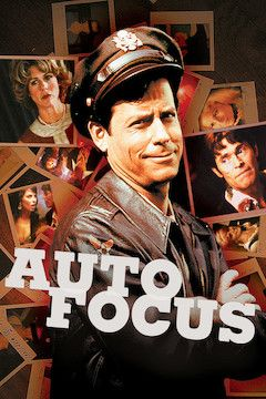 Poster for the movie Auto Focus