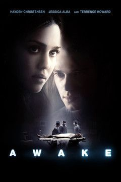 Awake movie poster.