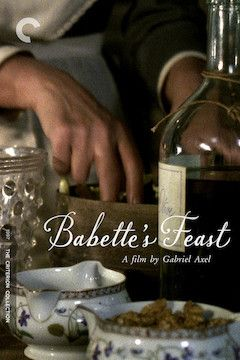 Babette's Feast movie poster.