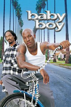 Baby Boy movie poster.