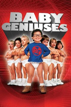Poster for the movie Baby Geniuses