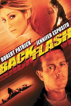 Poster for the movie Backflash