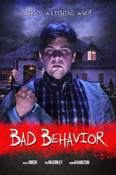 Bad Behavior movie poster.
