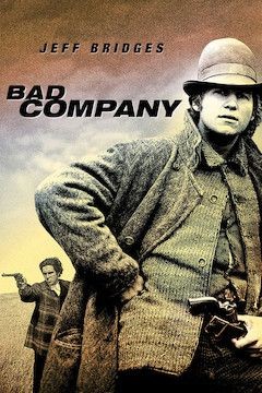 Bad Company movie poster.