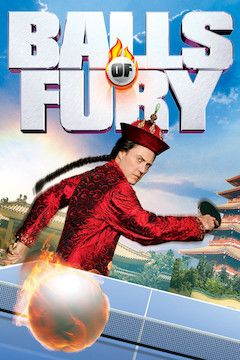 Balls of Fury movie poster.