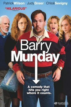 Barry Munday movie poster.