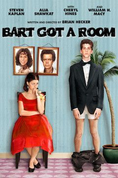Bart Got a Room movie poster.