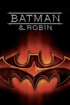 Batman & Robin movie poster.